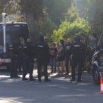 Desallotgen el centre social okupat Les Naus de Torredembarra