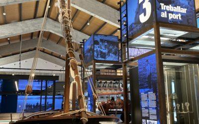 El Port de Tarragona inaugura el nou Museu, que abraça el llenguatge del segle XXI