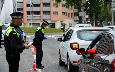 Milers de sancions imposades a Tarragona durant el confinament aniran a parar a la brossa