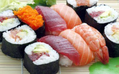 La URV recomana consumir sushi de manera 'moderada i variada' per evitar els tòxics