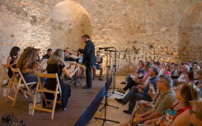 El Grup de Vent de l'Escola de Música obre el Cicle de Concerts a Centcelles