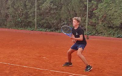 El XXXIV torneig juvenil de tennis La Creu Blanca arrenca al Monterols
