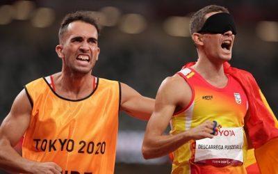 L'atleta reusenc Gerard Descarrega, or als Paralímpics de Tòquio