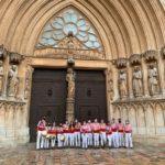 Els pilars de Sant Magí dels Xiquets de Tarragona s'enlairaran sense aletaper remarcar l'excepcionalitat del moment casteller