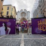 La imatge de Santa Tecla 2021 ret homenatge al 30è aniversari del Retaule de Santa Tecla