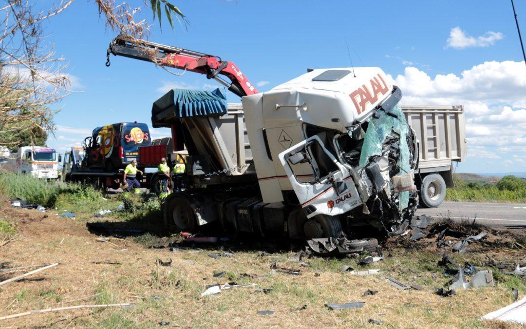 Dràstic descens de les víctimes mortals a les carreteres tarragonines