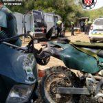 Tres denúncies i dues identificacions a Tarragona per circular per camins forestals per a emergències i tallafocs