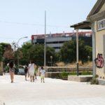 L'Ajuntament de Cambrils obre un pas de vianants per creuar la via al costat de l'antiga estació