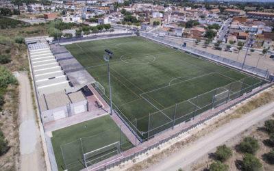El CF Reus Roig-i-Negre tindrà com a centre d'operacions el camp de futbol municipal del districte V