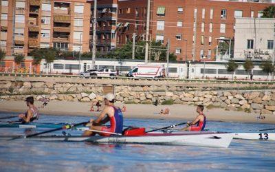 El RCN Tarragona, millor club català de rem de mar