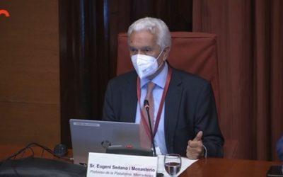 Mercaderies per l'Interior demana al Parlament que el problema ferroviari de Tarragona sigui 'una prioritat' per als diputats