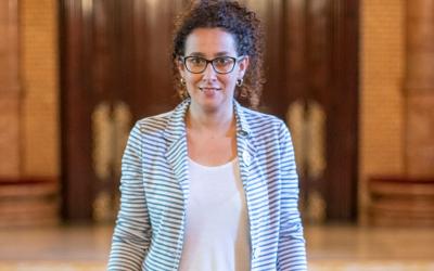 La tortosina Irene Fornós, directora del Centre d'Atenció i Gestió de Trucades d'Urgència 112