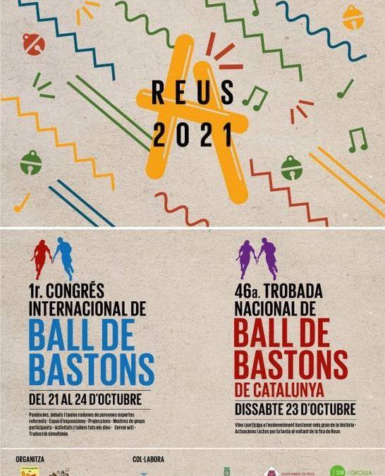 Salou acollirà una part del 1r Congrés Internacional de Ball de Bastons