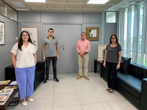 L'Ajuntament de Roda incorpora tres joves a través del programa de Garantia Juvenil