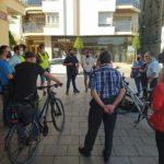 Un tram del carrer del Roser, tallat dimecres al trànsit amb motiu del 'Dia sense cotxes'