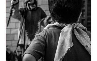 AGENDA: El Ball de Diables organitza per Santa Tecla l'exposició fotogràfica 'Retrats sota el Foc'