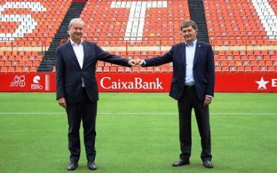 CaixaBank patrocina al Nàstic per dotzena temporada consecutiva