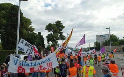 La vaga de Villablanca entra dins de l'agenda de la gerència de la Regió Sanitària