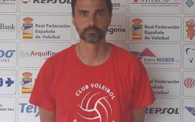 Eduardo Sánchez s'incorpora a l'staff tècnic del CVSPSP