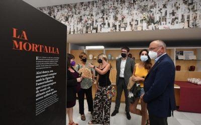 El Cementiri General de Reus obre les portes de l'exposició 'La Mort Viscuda'