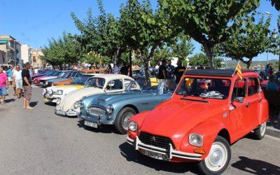 Més de 120 vehicles participaran a la trobada de clàssics de Creixell