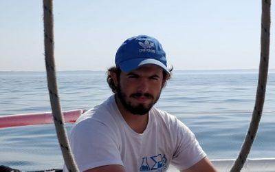El regatista creixellenc Marc Claramunt, a punt per iniciar una aventura de 4.050 milles nàutiques