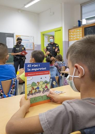 Xerrades sobre seguretat vial i tallers als centres educatius de Constantí durant la Setmana de la Mobilitat