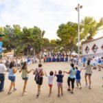 Centenars de sardanistes participen a la 38a edició de l'Aplec 'Vila de Constantí'