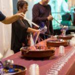 La Pobla es prepara per a la celebració de la Diada de Catalunya