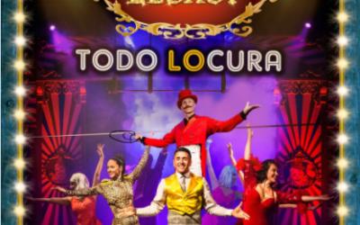 El CircRaluyLegacyarriba a Tarragona per a presentar l'optimisme de 'Todo (lo)cura'