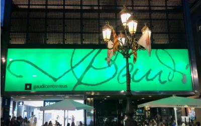 Edificis emblemàtics de la demarcació s'il·luminen de verd per celebrar el Dia Mundial del Farmacèutic
