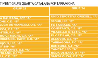 Arrenca la Quarta Catalana a Tarragona