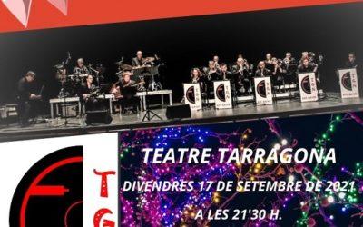 AGENDA: El concert de Santa Tecla de la TGN Big Band incorpora les veus de la festa major