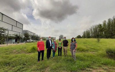 Reus posa en marxa la construcció de la nova Facultat de Medicina a Bellissens