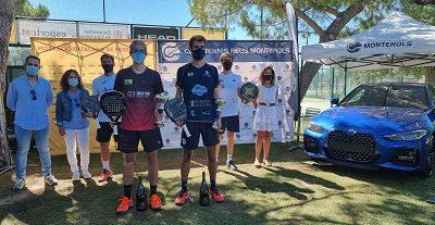 El Gran Slam de Pàdel BMW Oliva Motor-Trofeu Ciutat de Reus del Monterols ja té guanyadors