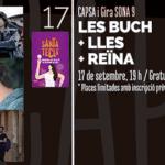 AGENDA: La Tecla omple el cap de setmana de cançons d'autor, punk i jazz a la Capsa