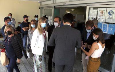 La defensa de Puigdemont demana ajornar a dissabte la vista a la Cort d'Apel·lació de Sàsser