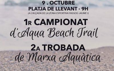 Salou serà seu del I Campionat d'Aqua Beach Trail de Catalunya