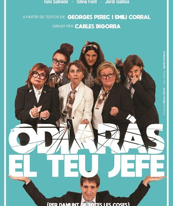 AGENDA: 'Dramèdia Teatre' estrenarà al Casal Riudomenc el 16 i 17 d'octubre