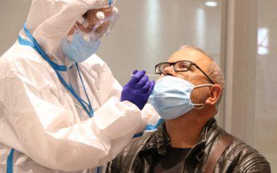 DIUMENGE: Repunta el nombre d'ingressats a hospitals del Camp Tarragona, que viu una nova defunció