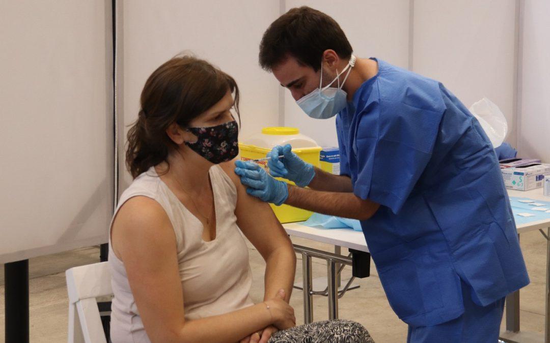 DIVENDRES: Una nova víctima mortal per covid al Camp de Tarragona en ple descens de la pandèmia