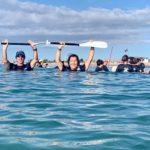 Creixell impulsa la novedosa Marxa Aquàtica i celebrarà el II Campionat de Catalunya