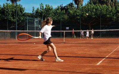 Tornen a l'activitat les escoles de tennis i pàdel del Club Tennis Tarragona