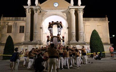 Els Xiquets de Reus tornen a enlairar-se per Misericòrdia
