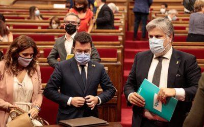ERC i Junts volen que el Parlament porti una llei d'amnistia al Congrés