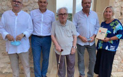 El tèoleg Josep Gil, un 'esperit lliure', presenta les seves Memòries al Catllar