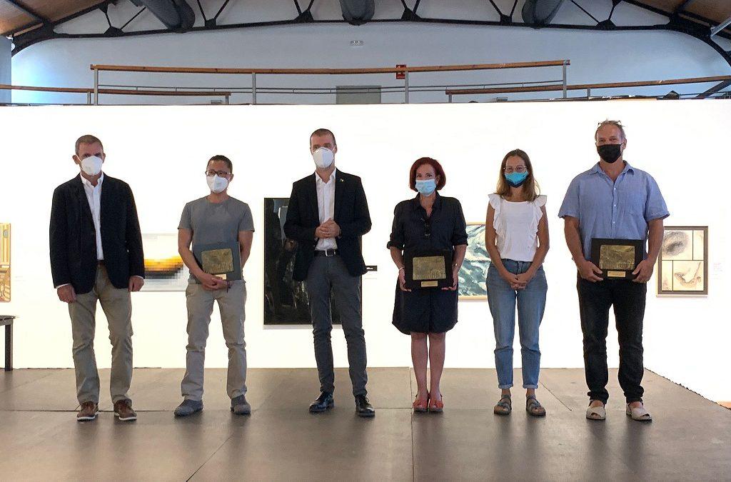 Port Tarragona acull el lliurament de premis del concurs de pintura de la Fundació Mútua Catalana