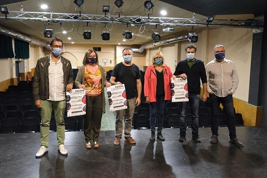 La nova programació de teatre professional Escena Cambrils arriba aquesta tardor al Teatre del Casal