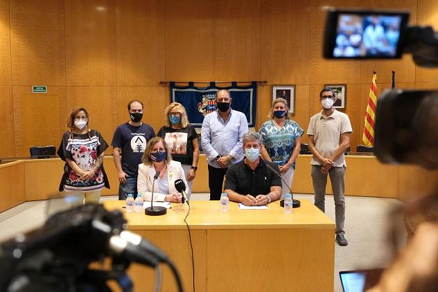 Camí Mendoza denuncia el 'pacte Frankestein' que permet la moció de censura a Cambrils