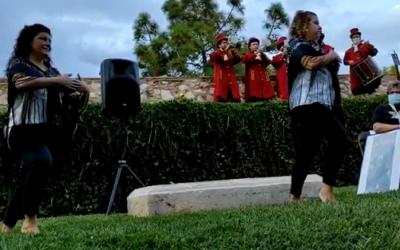 Els vídeos de la Crida que fa esclatar les festes de Santa Tecla